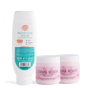 Kit Crema Rosita