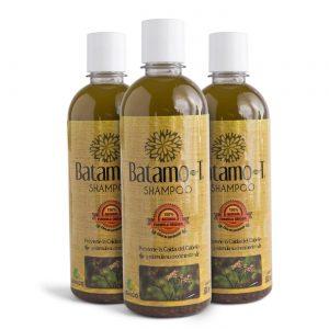 Kit de 3 BatamoT Shampoo