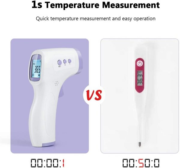 Termometro Digital Infrarrojo Infrarrojo Sin Contacto_3