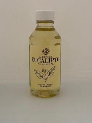 Aceite De Eucalipto 120 ml