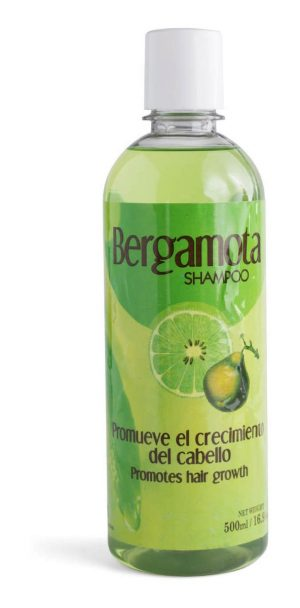 20 Shampoo Bergamota 500 Ml Anticaida Estimula Crecimiento